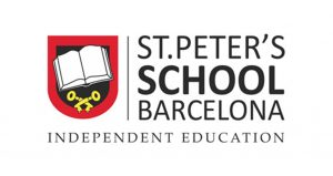 st peters school barcelona logo thumbnail