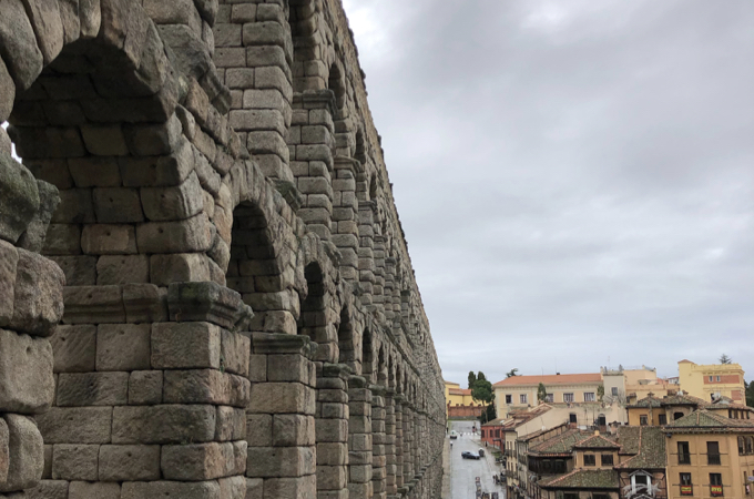 Studying in Spain – Journal 21: Day Trip to Segovia Part 1